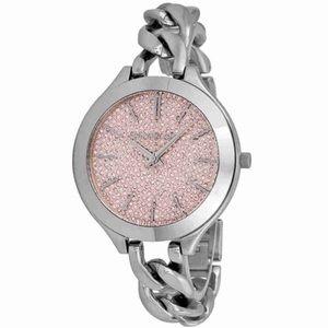 ⭐️MICHAEL KORS RUNWAY⭐️ | Crystal Pave Dial Watch
